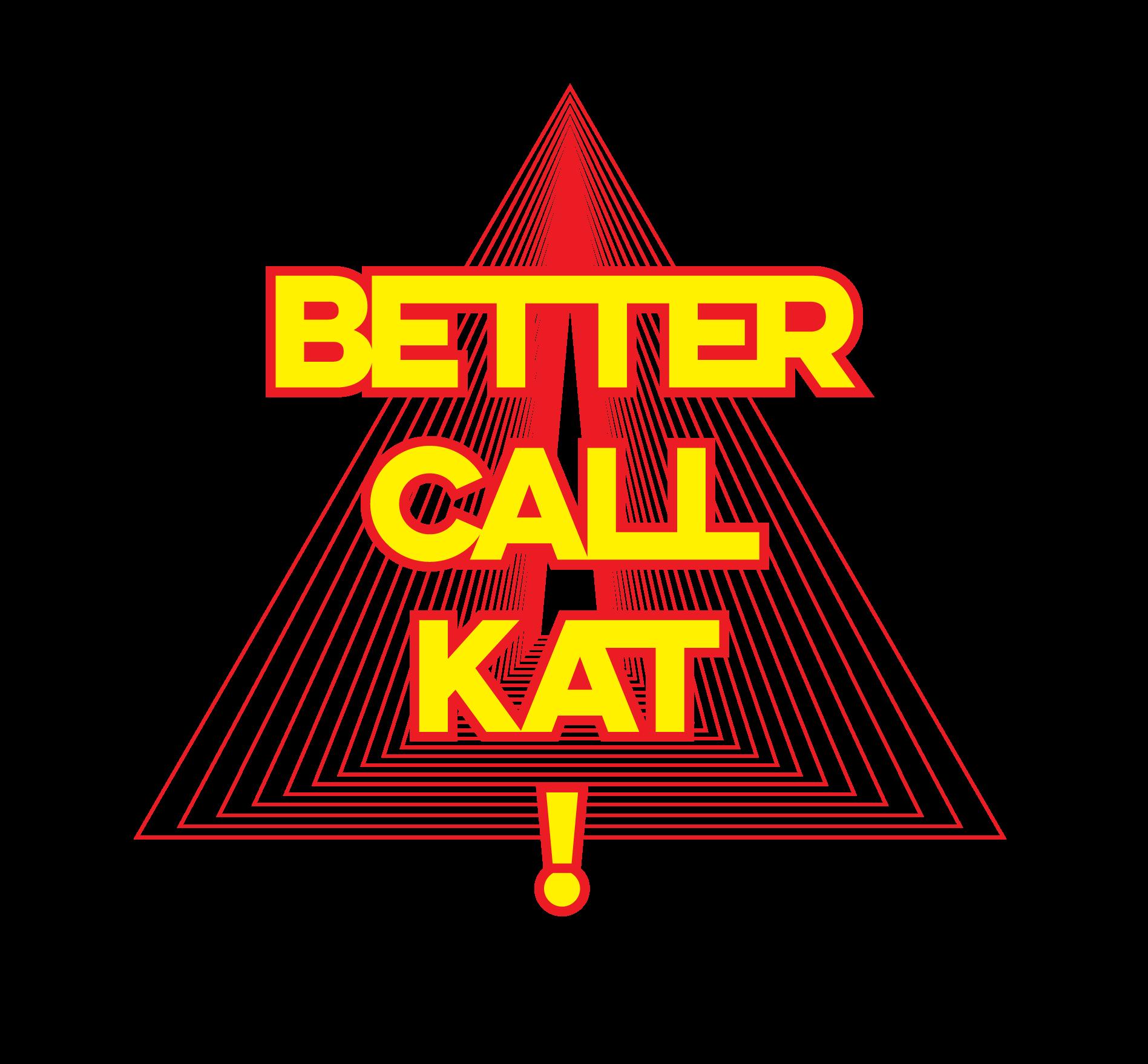 #bettercallkat art director and social media expert