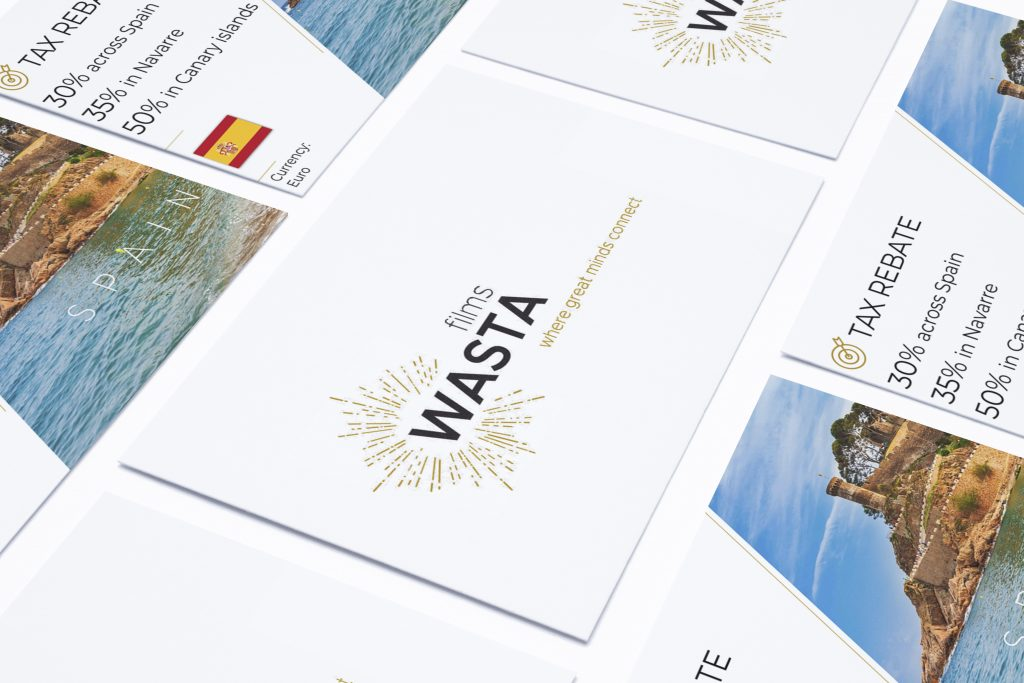 Wasta Film business presentation