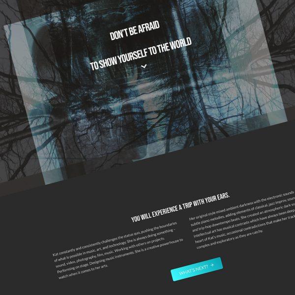 CD Kat de vIlle web site